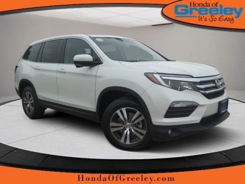 New 2017 Honda Pilot EX-L With Navigation & AWD